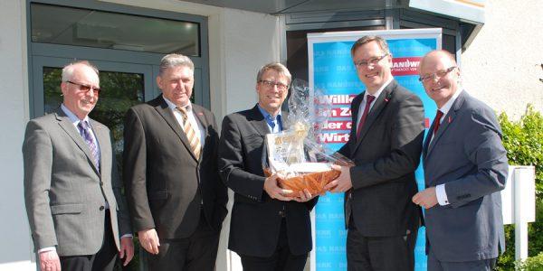 Assessor Joachim Susewind begeht silbernes Dienstjubiläum