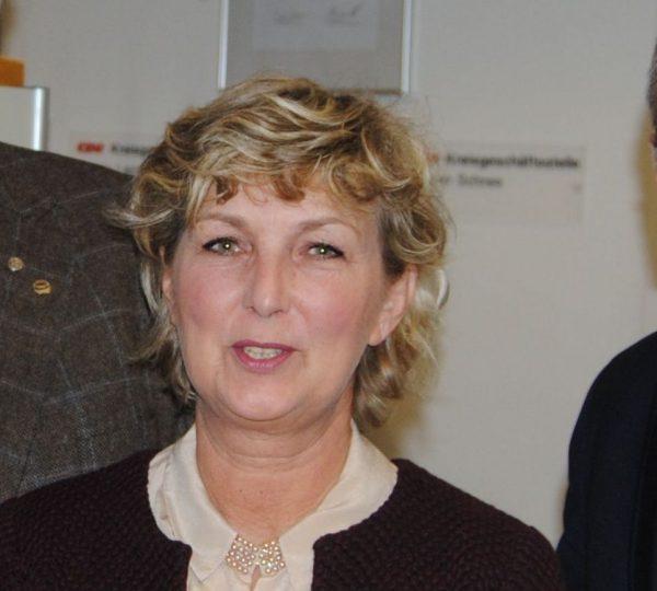 Bundesinnungsmeisterin Martina Gralki-Brosch.