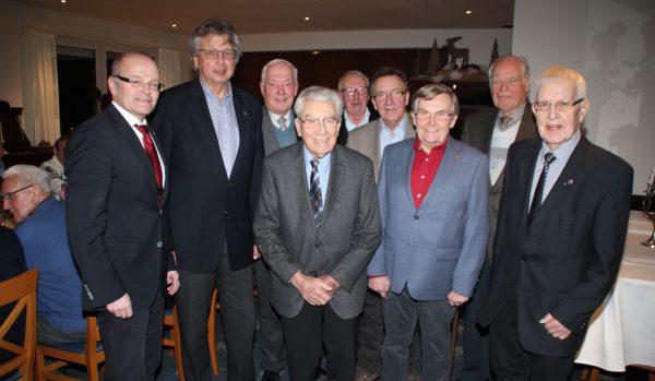 Seniorenkreis Handwerk Lünen wählte Vorstand