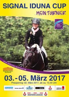 Ruhrgebiet wird im März Zentrum des Pferdesports