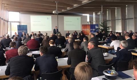SHK NRW: 1. Mitgliederversammlung 2017 in Münster