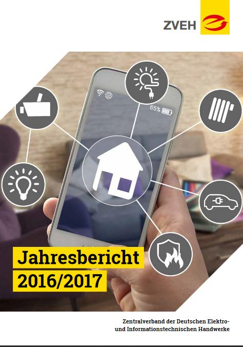 ZVEH-Jahresbericht 2016/2017 veröffentlicht