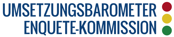 Umsetzungsbarometer Enquete-Kommission