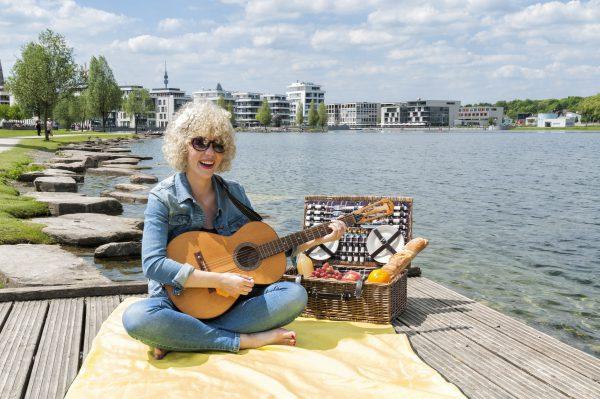 MusikPicknick mit Song Slam am Dortmunder Phoenix See