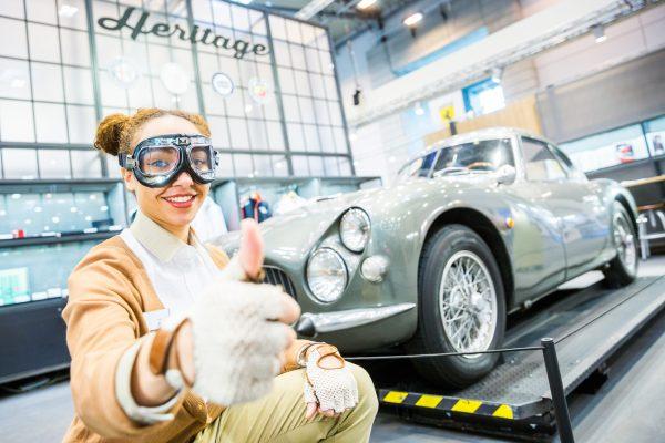 Über 188.000 Besucher: Internationale Oldtimer-Szene traf sich bei der Klassik-Weltmesse