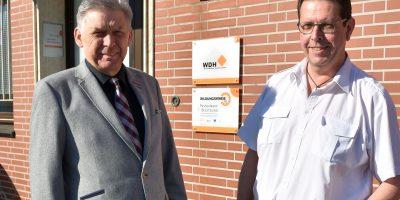 Geschäftsführer Volker Walters (l.) und Berater Ingo Rautert vom Bildungskreis Handwerk e.V. Foto: Bildungskreis Handwerk e.V.
