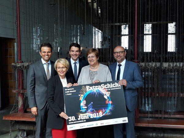 Day of Song und ExtraSchicht: Die Metropole Ruhr ist am Wochenende in Feierlaune