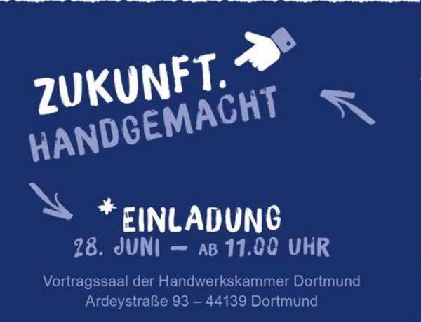 Aktionstag für Existenzgründer aus Handwerk und Industrie