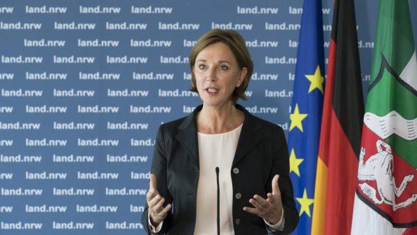 NRW- Schulministerin Yvonne Gebauer, Foto: Land NRW / R. Sondermann