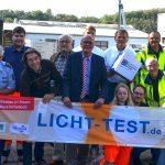 Die Kraftfahrzeug-Innung Dortmund und Lünen und die Verkehrswacht Dortmund e.V. beteiligen sich auch in diesem Jahr am bundesweiten Lichttest-Monat Oktober