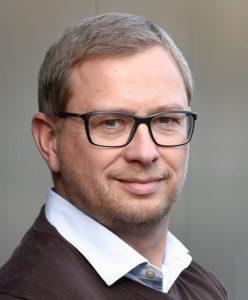Dirk Sindermann, Obermeister der Dachdecker-Innung Dortmund und Lünen